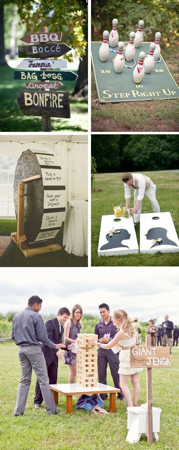 30 Wedding Reception Game Inspire You to Build Your Own