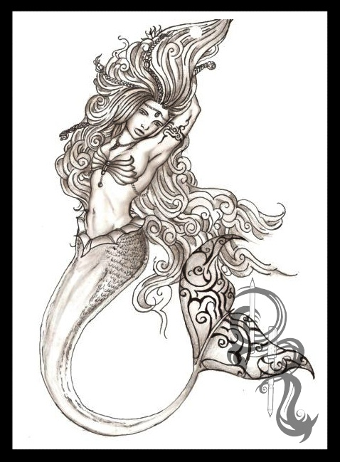 1000+ images about Mermaids on Pinterest | Mermaid ...
