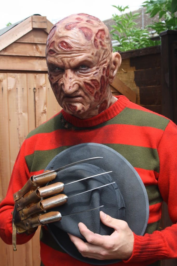 freddy krueger glove part 1 - Google Search