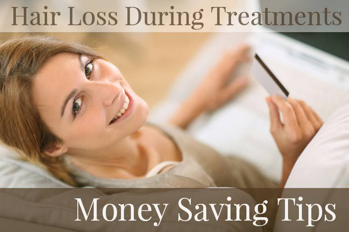 When you are going through cancer treatments, hair loss presents added expense. Here\'s the skinny on what you need, what you don't need and how to get through it for the least amount of money while still looking your best.