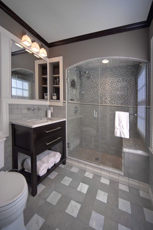 95 besten Bathroom and Bilder auf Pinterest Badezimmer, Haus - farbe für badezimmer