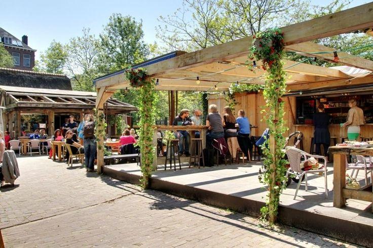 Vondeltuin in Vondel Park - My Destination Amsterdam