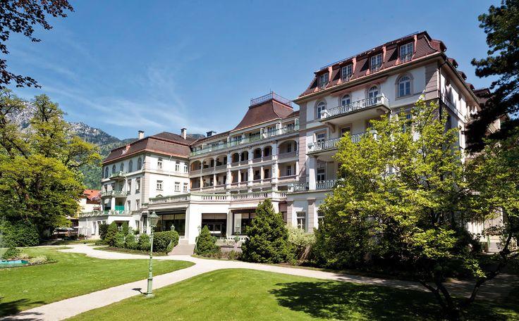 Axelmannstein HOTEL BAD REICHENHALL