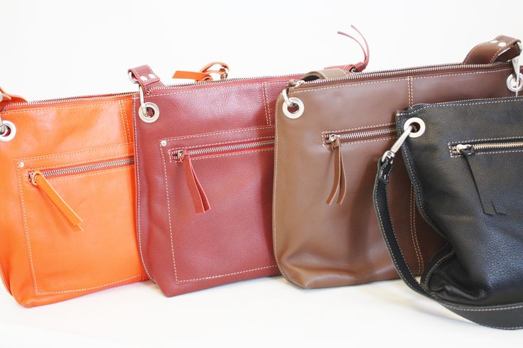 Lovely Cross Shoulder bags. Available at LEATHEROPIA, 109 Lakeshore Rd East, Port Credit, ON. Price: $69 CAD