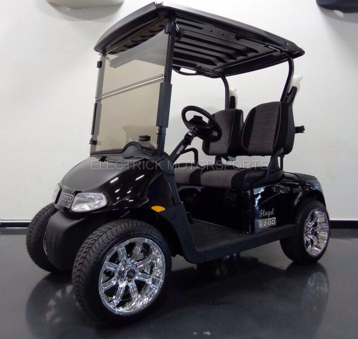 Electric Motor Kits For Golf Carts: 83 Best Images About Electric Vehicles & Carts On
