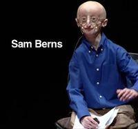 "Presentation Zen: Sam Berns presents ""My Philosophy for a Happy Life"""