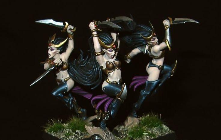 Warhammer FB   Dark Elves   Dark Eldar