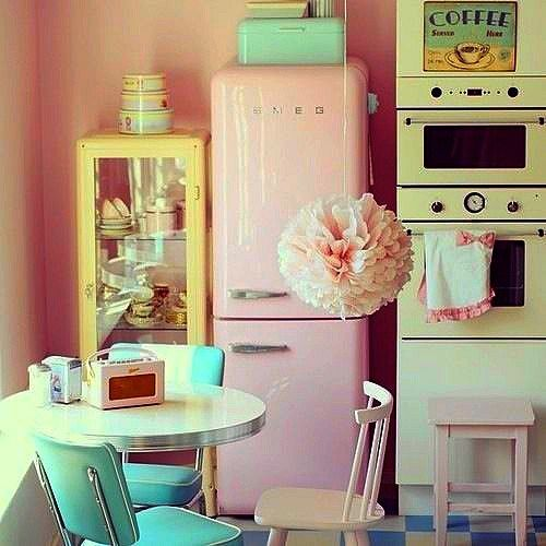 The Kitchen Is My Favorite Room