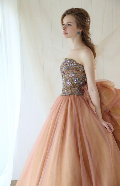 クチュールメゾン ヒサコタカヤマ No.08-0096 | ウエディングドレスを探すBeauty Bride(ビューティブライド)