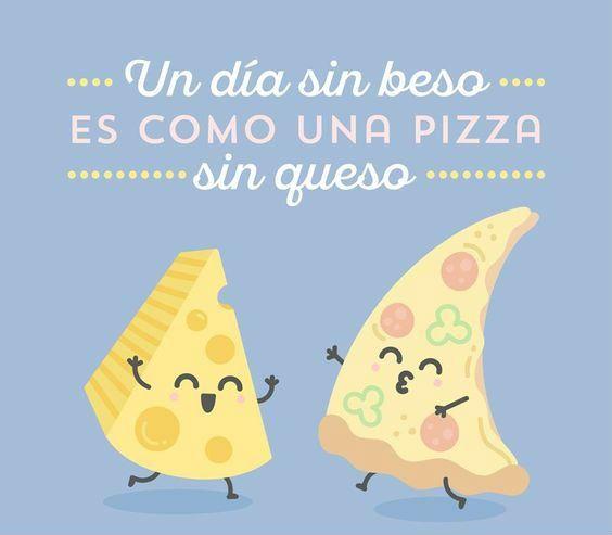 Besos y quesos