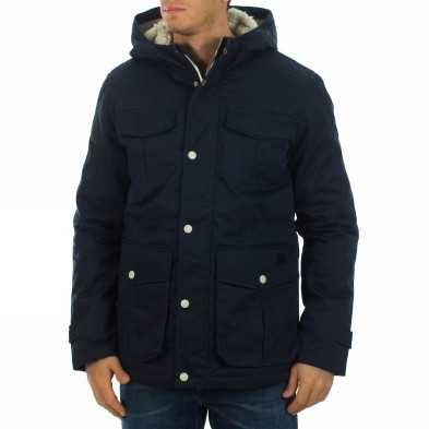 Acquista JACK AND JONES WICKED JKT CORE GIACCA IMBOTTITA BLU UOMO -