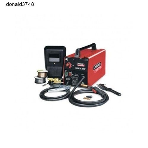 Electric - Handy- MIG - Gas- Portable Welding -Machine 110 v New Portable cored