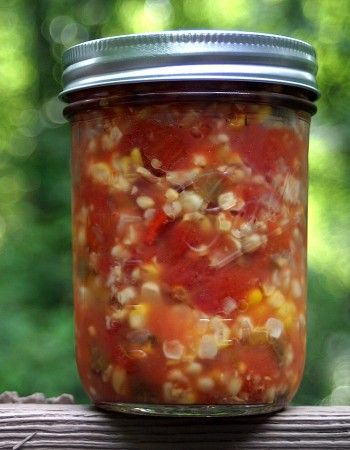 ... Week's Cravings {Memorial Day Barbecue}: Fire Roasted Corn Salsa