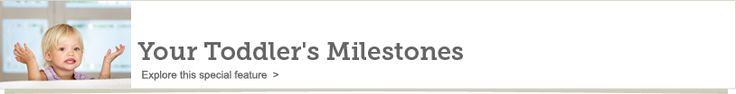Milestone chart: 19 to 24 months | BabyCenter