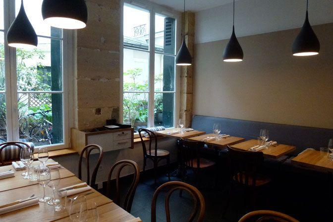 Restaurant Les Déserteurs, 46, rue Trousseau Paris 75011. Envie : Cuisine d'auteur, Néobistrot. Les plus : Antidépresseur.