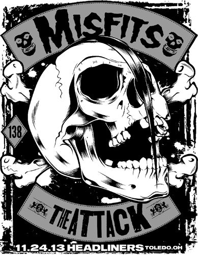 Misfits - Engine House 13 - 2013 ----