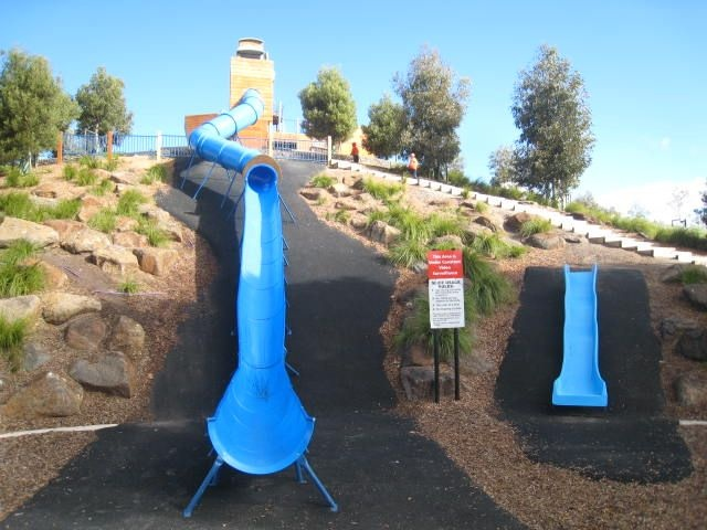 Welcome To Fear Factor At Bayview Park In Point Cook Australia This Slide