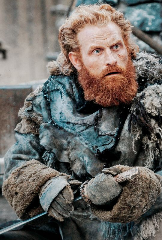 "gameofthronesdaily: ""   ♕ Tormund Giantsbane  in Game of Thrones 6.04 ""Book of the Stranger"" """
