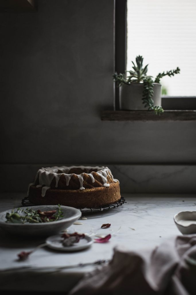 Local Milk | Herb de Provence Rose Olive Oil Cake: