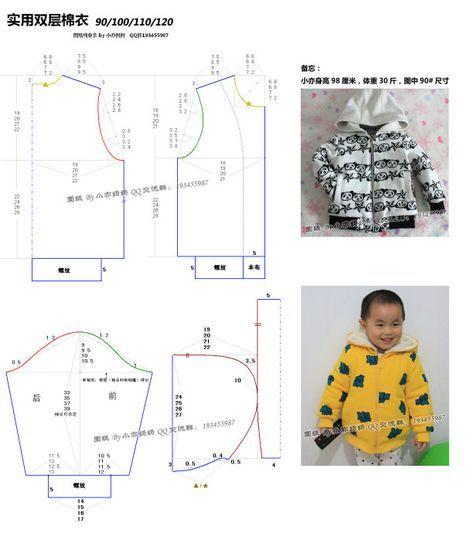 38 besten mikina Bilder auf Pinterest   Baby nähen, Kinder nähen und ...