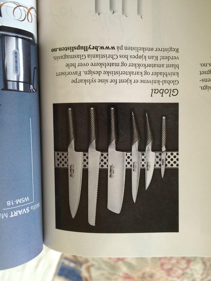 Kniver fra Global