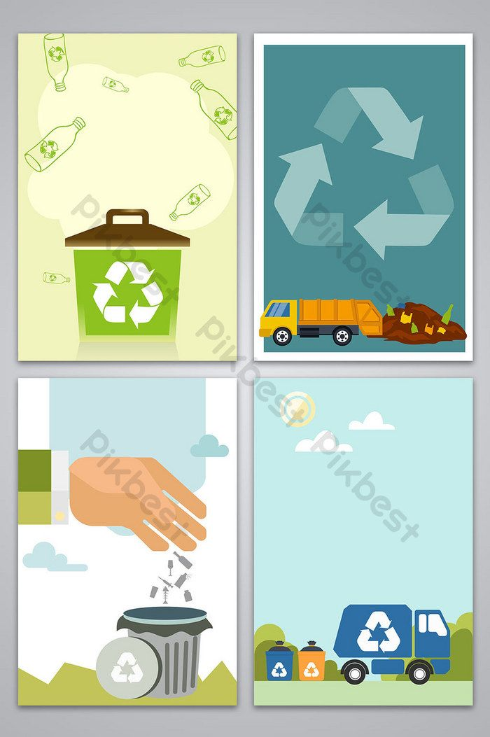 Vektor Klasifikasi Sampah Daur Ulang Gambar Latar Belakang Poster Perlindungan Lingkungan Latar Belakang Templat Ai Unduhan Gratis Pikbest Environmental Protection Poster Poster Background Recycle Poster