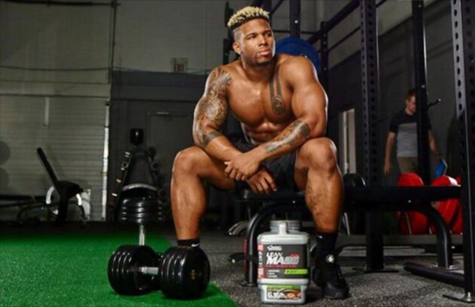 Odell Beckham Jr.?s Cousin, A Longshot Fitness Trainer and Freakish Athlete, Strives For NFL Tryout