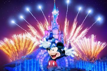 promo ! billet 1 jour à Disneyland