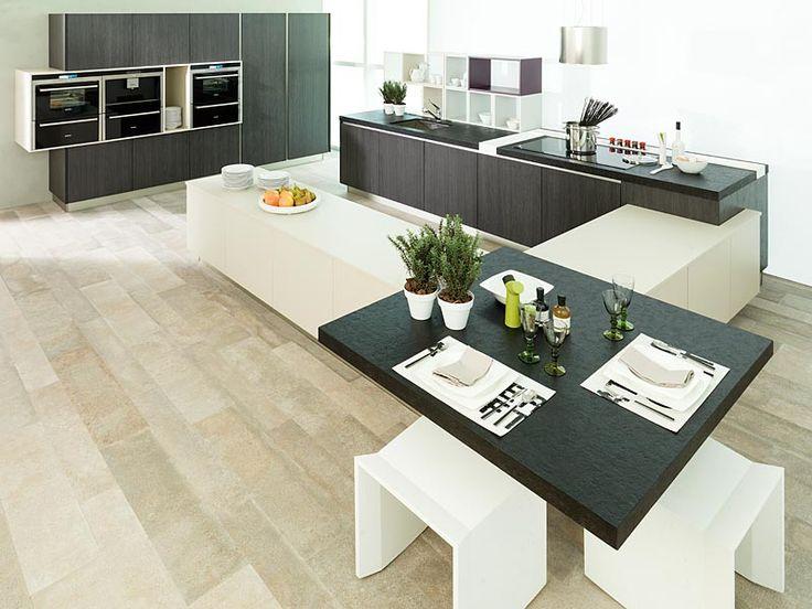 284 best COCINA - ISLAS images on Pinterest   Kitchen modern, Modern ...