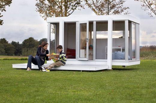 designer cubby house