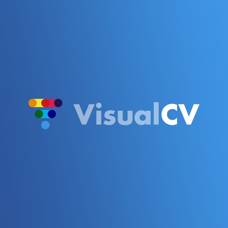 The new VisualCV  The easiest way to create a resume that gets the job