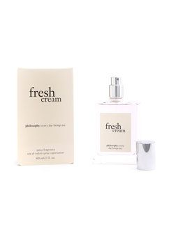 Philosophy Fresh Cream Perfume in NONE - additional front view