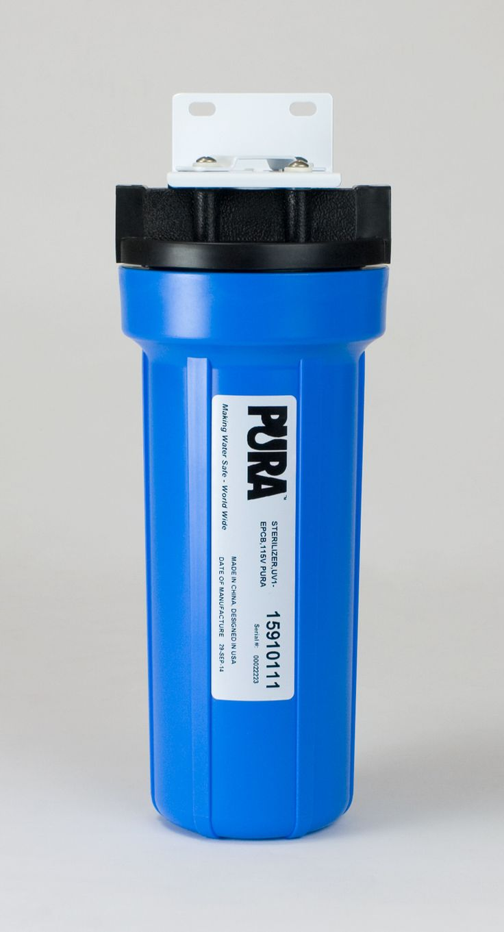 PURAUV.com — Ultraviolet ( UV ) Water Filter & Filtration — UltraViolet Products sold by Pure Water Products, LLC