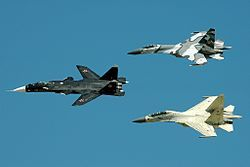 Sukhoi Su-47 - Wikiwand