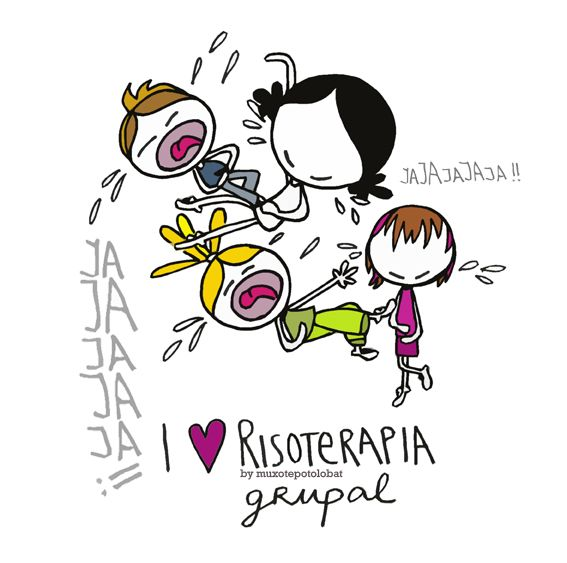 risoterapia grupal