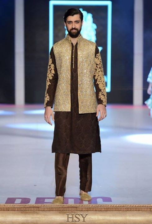 Best Pakistani Wedding Dresses For Men 2015 | Sherwani Designs | BestStylo.com