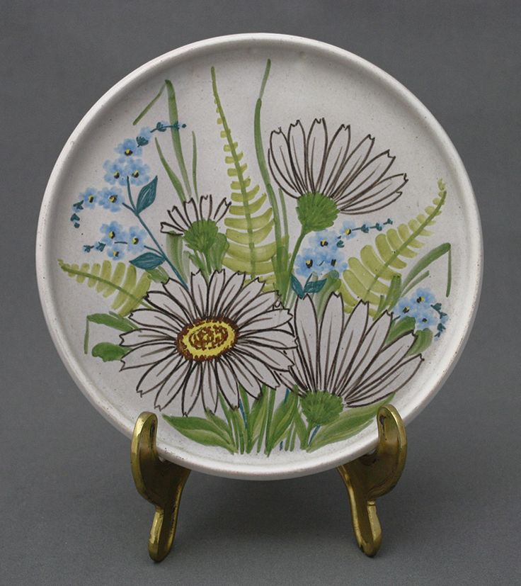 Wall plate, Kupittaan savi | Shopping Place for Friends of Old Antique Dishware - Dishwareheaven.com