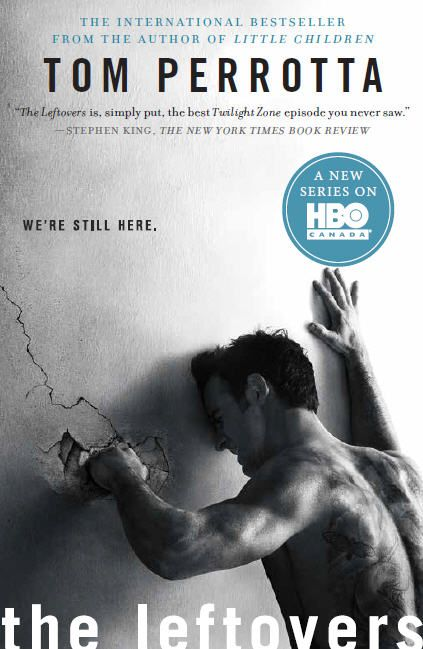 To celebrate #TheLeftovers becoming an HBO show, we've created a new edition of Tom Perrotta's bestselling book!