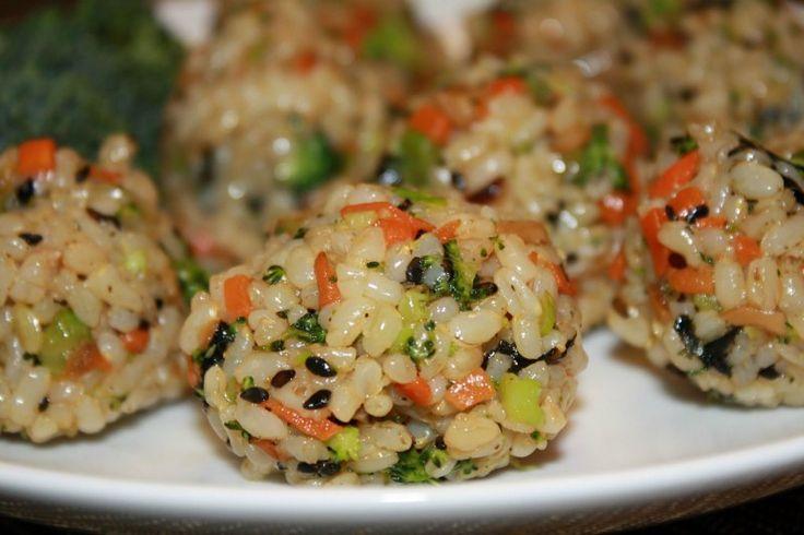 Korean Rice Balls