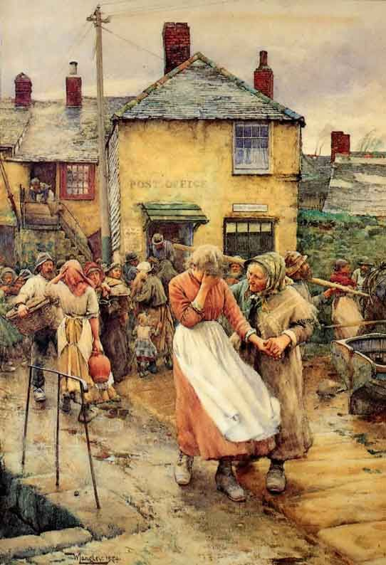 walter langley | Tag Archives: Walter Langley