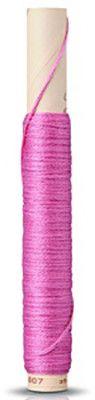 Silk Embroidery Floss - # 607 - Medium Rose