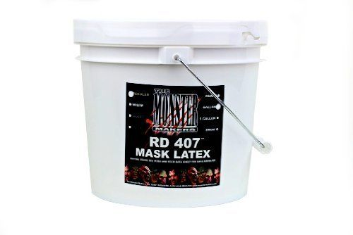 The Monster Makers RD-407 Mask Making Latex (1 Gallon)