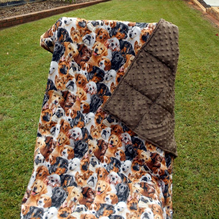 I am a registered NDIS provider. This 4 kg kid's size weighted blanket was made for an NDIS participant. I will work with you to make a blanket in the size, weight and fabric that you need.
