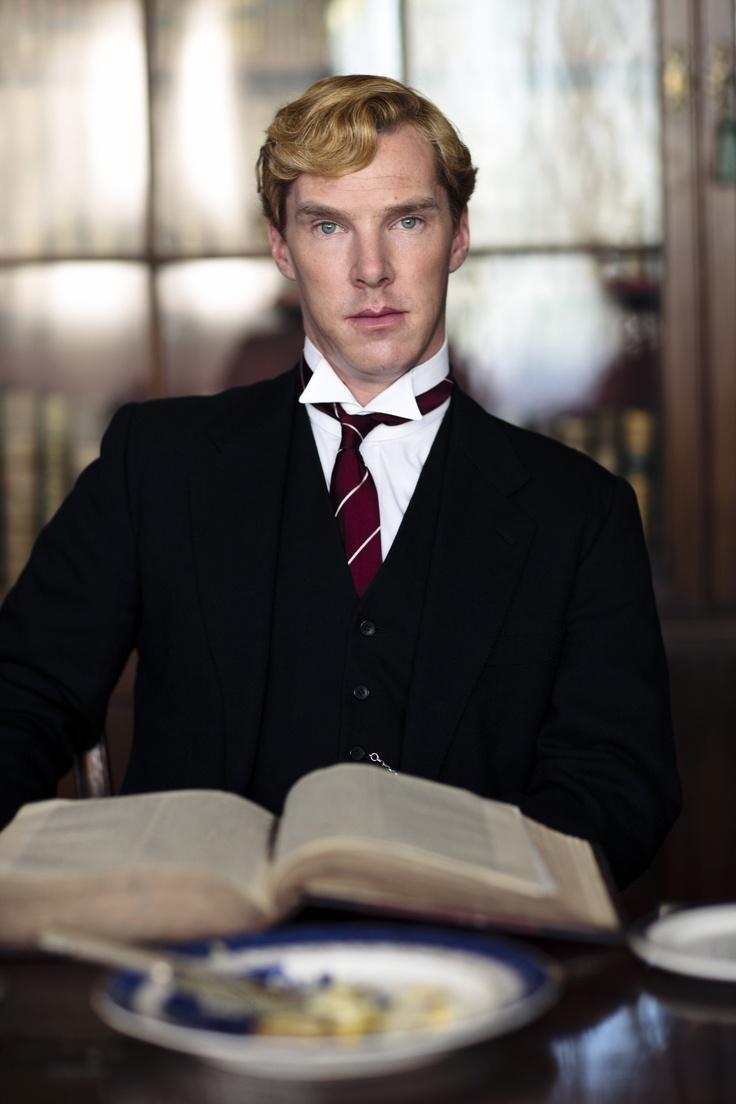 Benedict Cumberbatch in Parade's End. #BAFTAStyle