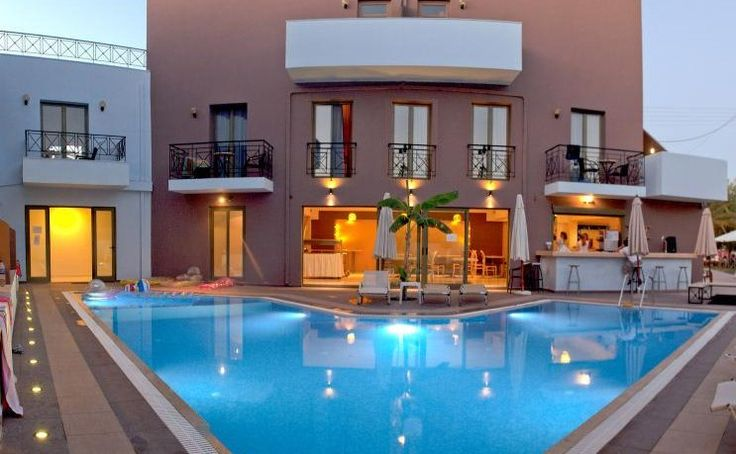 Hotel Stela Katrin,Creta, Grecia
