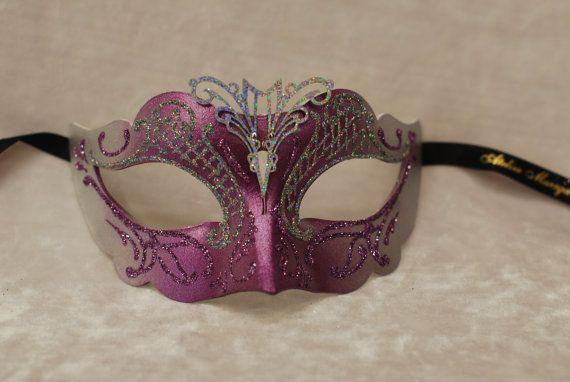 Maschera di Venezia per bambina maschera da di AtelierMaregaMask