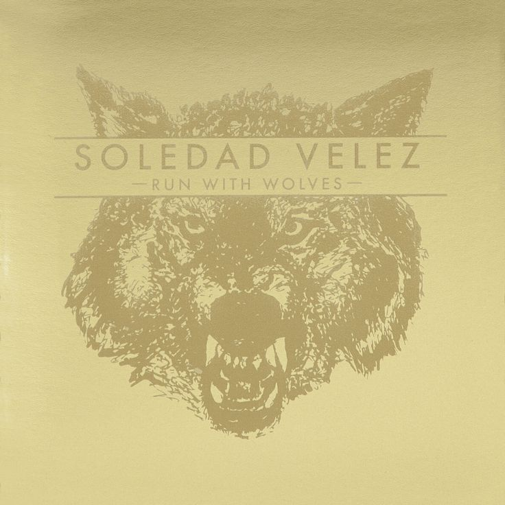 Soledad Velez. Run with Wolves. LemonArt Studio 2013