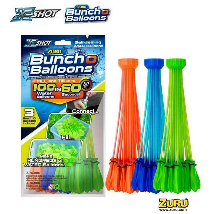 Zuru Bunch-O-Balloons (100 balloons)