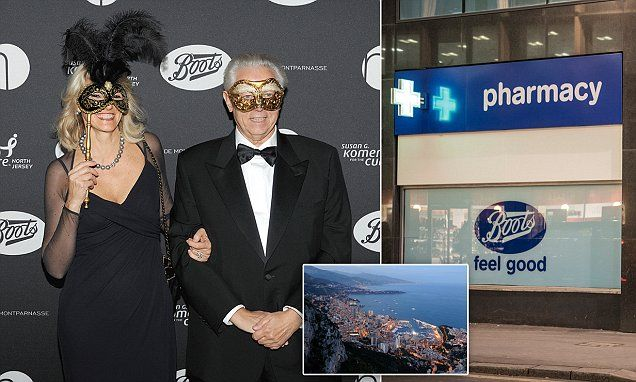 Boots Owner Denies Charging Nhs 3 220 For 93 Post Chemo