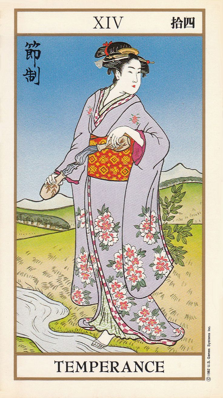 23 best images about Ukiyoe Tarot on Pinterest | Canada ...